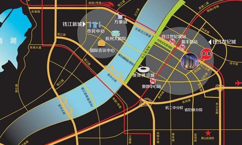 京港国际交通图-小柯网