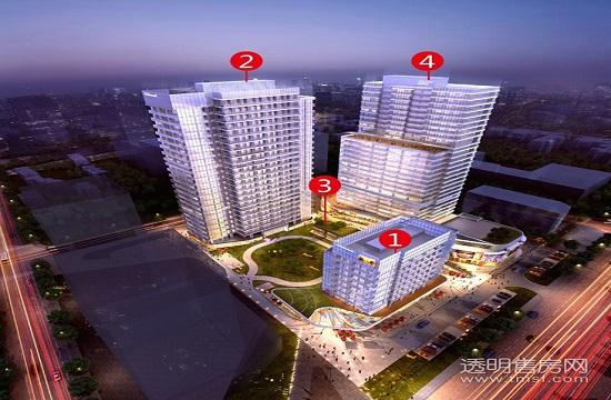 杭州星耀中心实景图-小柯网