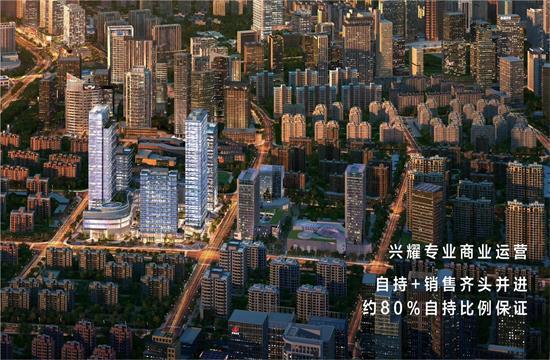 杭州星耀中心配套图-小柯网