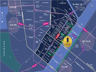 世包国际中心交通图-小柯网