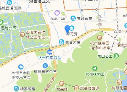 紫荆辰光商铺交通图-小柯网