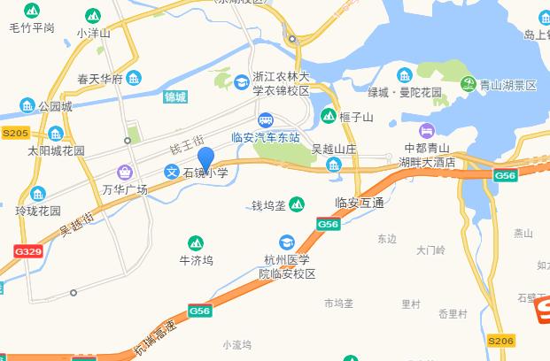 地上北樾府交通图-小柯网