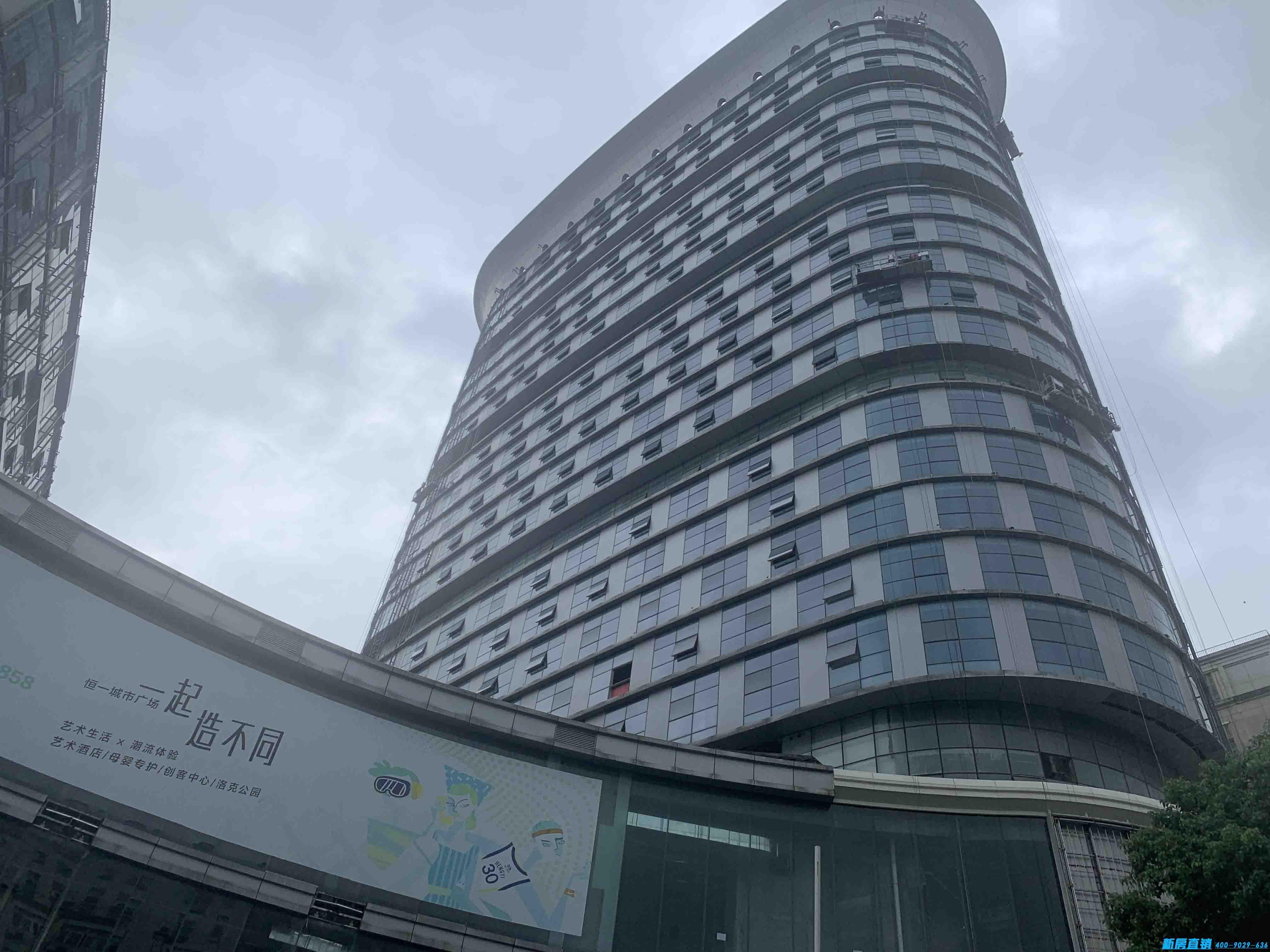 泛亚中心公寓配套图-小柯网
