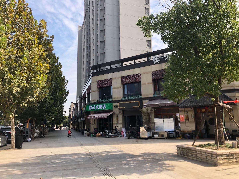 华亭云街商铺实景图-小柯网