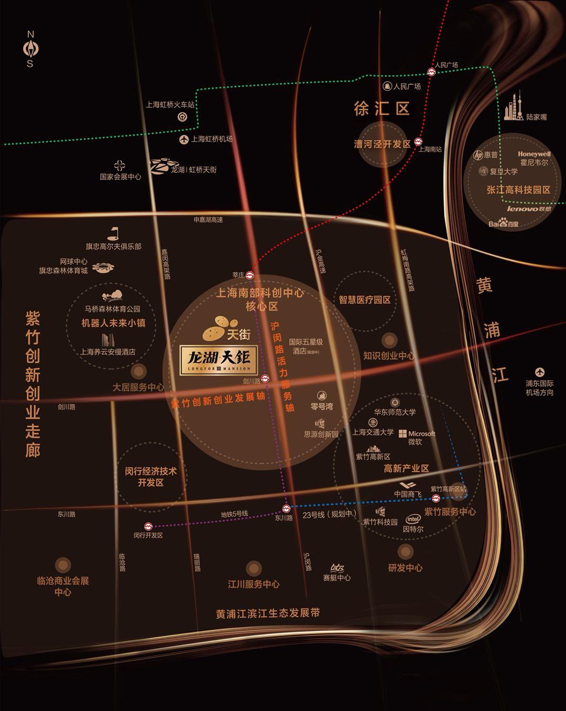 上海玖悦交通图-小柯网