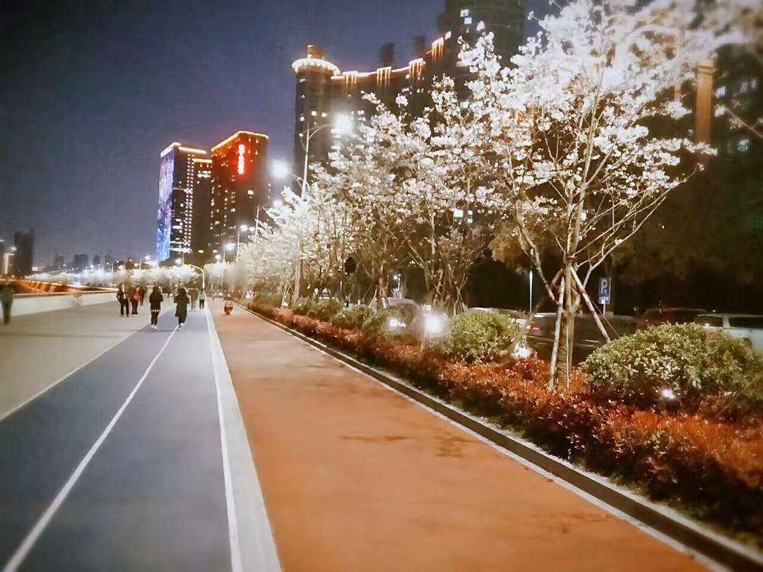 滨江五色彩虹城配套图-小柯网