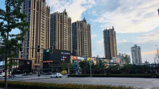御上海实景图-小柯网