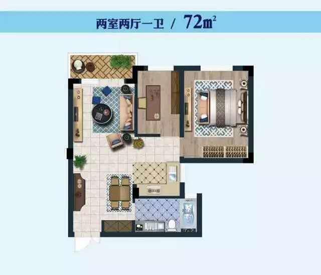 平湖九龙山壹号户型