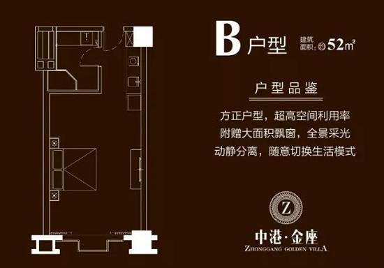 中港金座户型