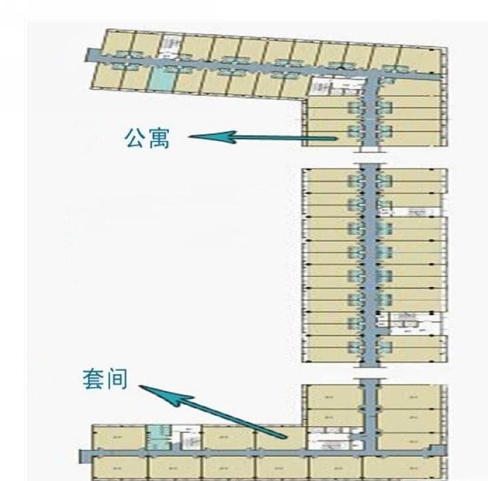 南京常发广场户型