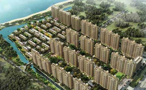 绿都御景蓝湾是绿都在湘湖新城百万方造城的第三部曲,更是绿都集团