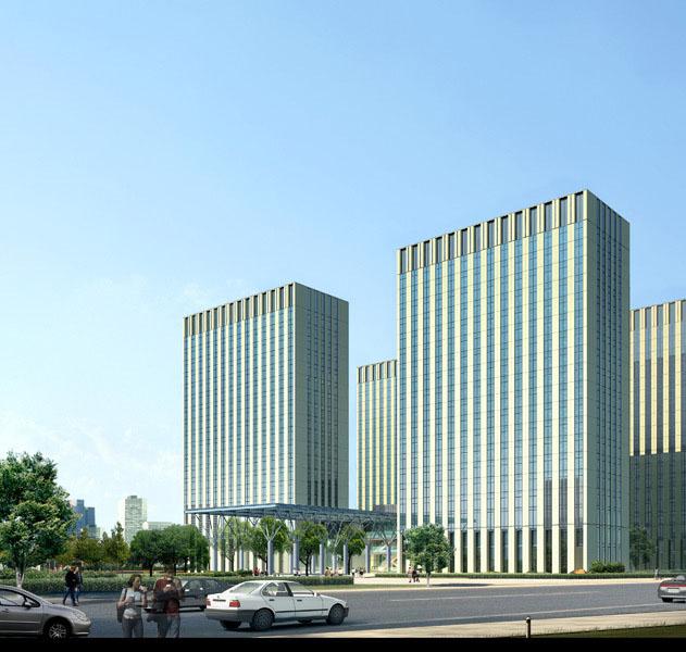 杭州东部国际商务中心IBC介绍-小柯网