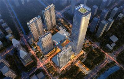 奥克斯.杭州未来中心介绍-小柯网