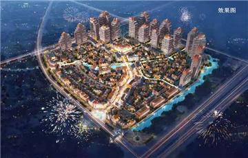 环球融创未来城介绍-小柯网